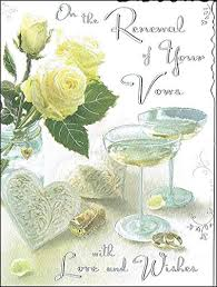 vow renewal cards congratulations on the renewal of your wedding day vows greeting card co