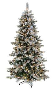 scotch pine christmas tree flocked scotch pine artificial christmas trees classics collection