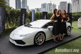 Lamborghini Gallardo Huracan - lamborghini huracan lp610 4 officially in malaysia priced at rm2