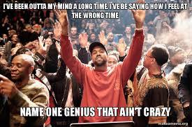 Kanye West Meme - pics kanye west s new album lyrics were crying out to be made into