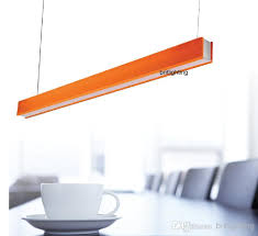 Commercial Pendant Lighting Office Linear Suspension Lighting Led Office L Commercial