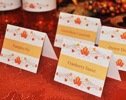 thanksgiving table etsy