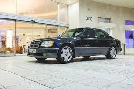 mercedes factory classic drive 1992 mercedes benz 500e automobile magazine