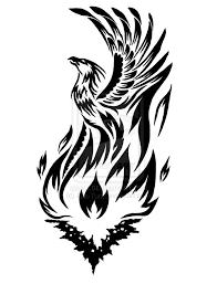 17 phoenix tattoo designs
