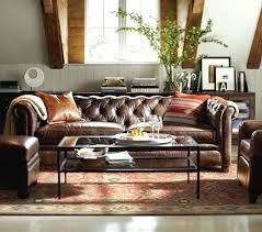 pottery barn chesterfield sofa potterybarn chesterfield sofa second hand leather chesterfield sofa