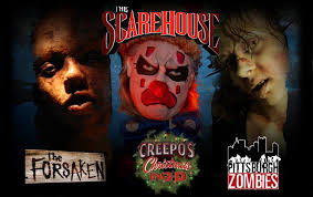 The Basement Scarehouse by Kitsuneverse Haunted Attractions The Scarehouse