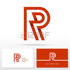 letter r logo icon design template elements illustration letter