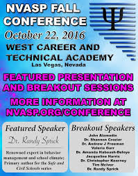 nevada association of psychologists 2016 fall conference