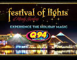 holiday magic festival of lights 2017 moody gardens festival of lights kqxy fm