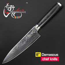 japanese damascus kitchen knives haoye 8 inch chef39s knife damascus kitchen knives high quality