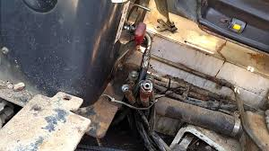 swivel joint repair on a bobcat excavator youtube