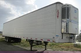 2000 thermo king 53 u0027 reefer trailer item a4788 sold jul