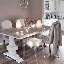 other contemporary ghost chair dining room for other modern