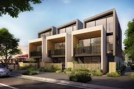 Ola Residences Floor Plan Cowper Residences Footscray Residential Project Database