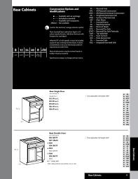 how to install kraftmaid base cabinets kraftmaid 016 base cabinets company inc