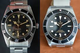 Tudor Design Tudor And Its Heritage How The Vintage Submariners Inspired The