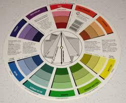 extraordinary color wheel interior design for home designing
