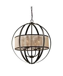 elk lighting 57094 diffusion 24 inch wide 4 light chandelier