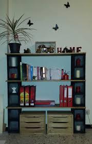cinder block furniture diy shelves painted cinderblocks