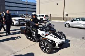 bexar county sheriff u0027s office testing out can am spyder to replace