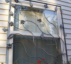 image result for wrought iron decorative window bars pinteres