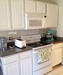 Painting Kitchen Countertops by 93 Best Painted Countertops Images On Pinterest Painting