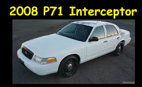 ford crown interceptor for sale 2008 ford crown vic for sale interceptor p71 e85