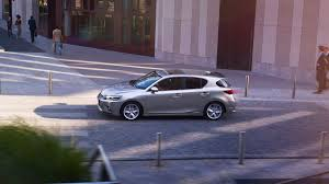 really small cars lexus ct luxury hybrid compact car lexus uk
