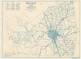 Map Of Austin City Of Austin Major Arterials