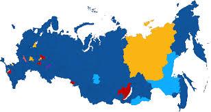 2016 Senate Map Projections by Russian Legislative Election 2016 Wikipedia