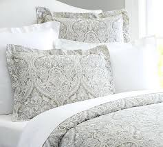 beautiful multi colored duvet covers and pillow shamsmulti