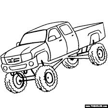 Truck Coloring Pages Color Printing Coloring Sheets 24 Free Coloring Truck Pages