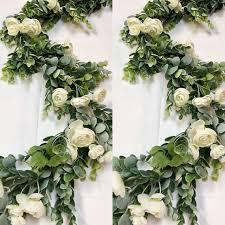 wedding arch greenery wedding centerpieces wedding garland greenery garland arbor