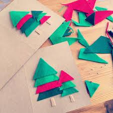diy felt christmas cards northstory