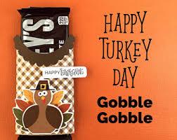 kit thanksgiving bar wrap happy thanksgiving turkey