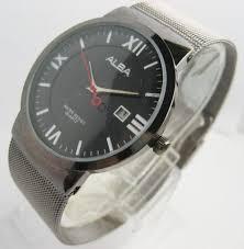 Foto Jam Tangan Merk Alba harga jam tangan alba terbaru 2015 hargatronik