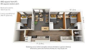 Best 3 Bedroom Floor Plan by Awesome Floor Plans For Apartments Pictures Home Design Ideas