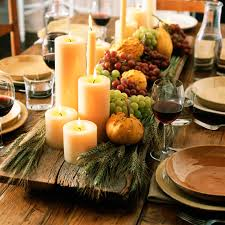 12 rustic chic thanksgiving decorations 25 instyle