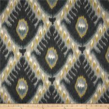 robert allen home bold ikat mineral discount designer fabric