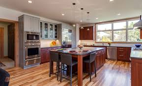 kitchen dining room remodel contemporary kitchen dining room remodel with grey cabinets