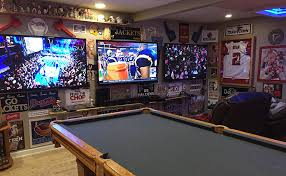 Ultimate Man Cave 2015 Fan Cave Photo Contest Winner And Honorable Mentions Bcw