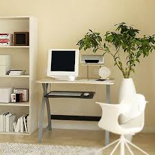 Furinno Fnbl 22005 Besi New Office Computer Desk Walmart Com