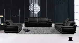 canapé cuir contemporain design salon moderne cuir idées décoration intérieure farik us