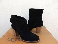 ugg womens thames boots black ugg australia high 3 in and up 9 5 boots for ebay