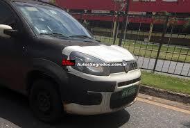 Flagra: Fiat finaliza testes para que Uno estreie motores GSE | Autos ...