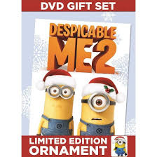 despicable me 2 with limited edition ornament dvd target