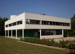 Villa Savoye Floor Plan Le Corbusier U0027s Villa Savoye Encapsulates The Modernist Style