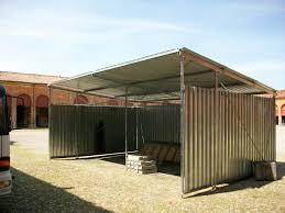 capannone in lamiera tetto coperture in lamiera tetto zincatura 20 20solaexpo