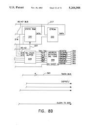 patent us5266908 multiple clock signal generator apparatus