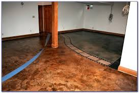 100 stained concrete basement floors ingenious ideas how to 100